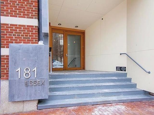181 Essex Street, Unit E705 Image #1