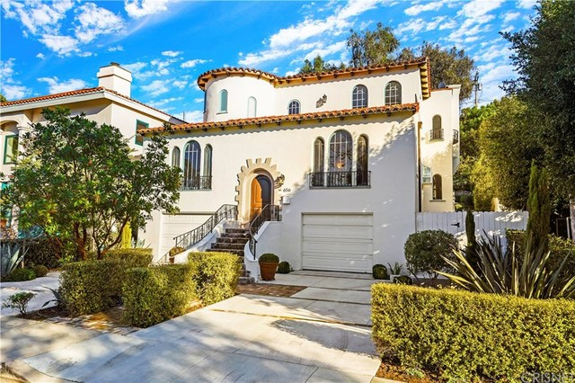 656 Haverford Avenue Pacific Palisades, CA 90272