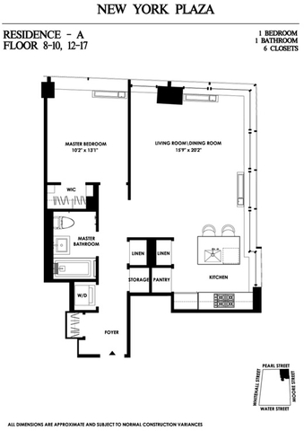2 Water Street, Unit 10A Image #1
