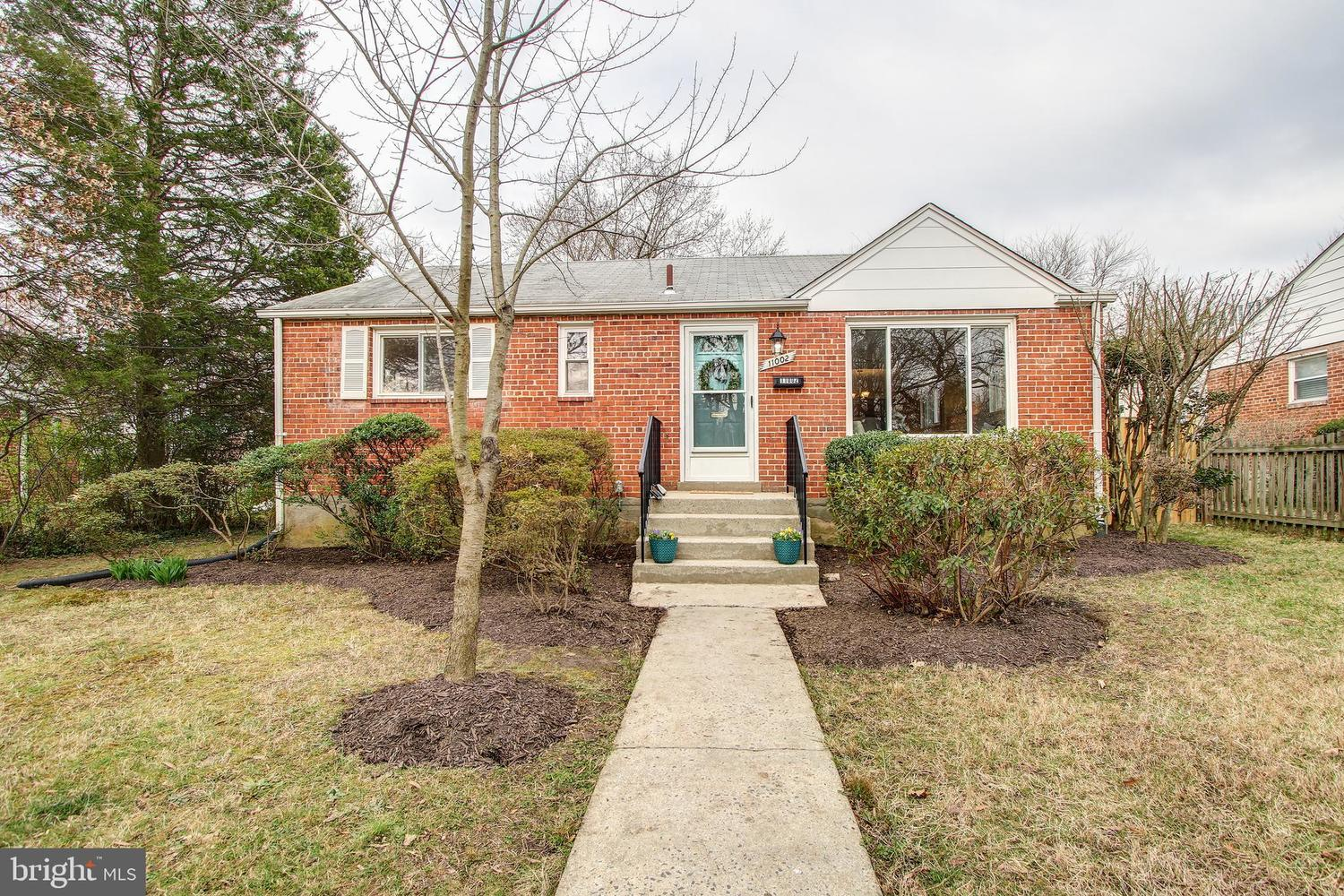11002 Bucknell Drive Silver Spring, MD 20902