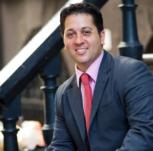 John Carapella,                     Agent in NYC - Compass