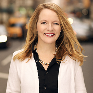 Trish Goodwin,                       Agent in NYC - Compass