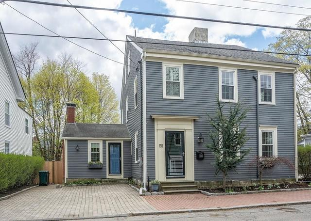 58 Milk Street Newburyport, MA 01950