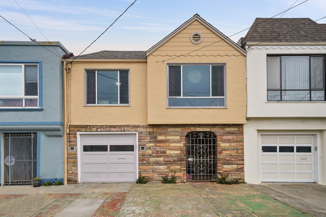 2058 45th Avenue San Francisco, CA 94116