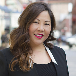 Susie S. Park,                     Agent in NYC - Compass