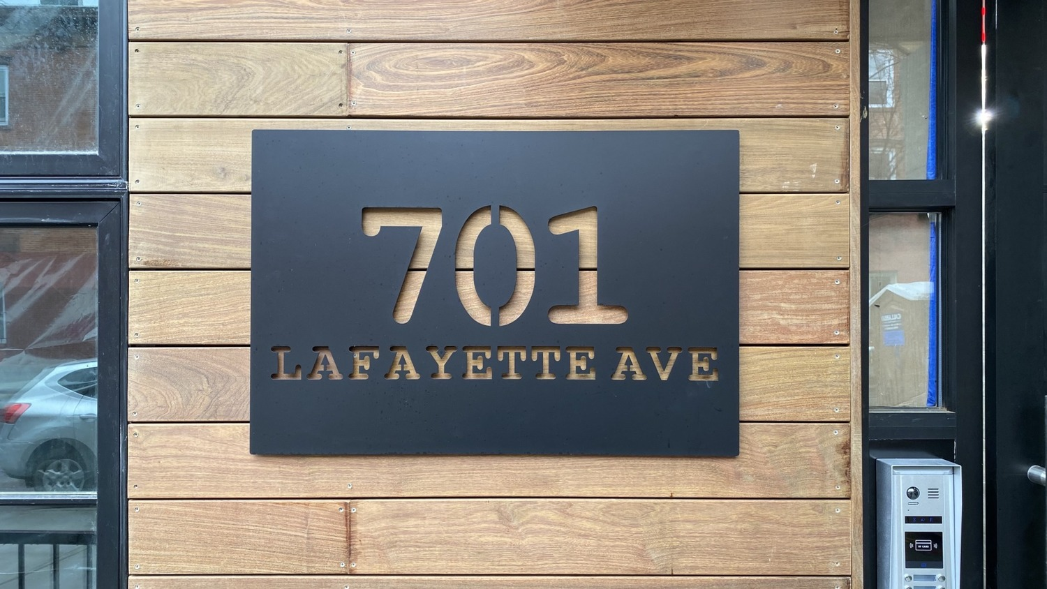 701 Lafayette Avenue, Unit 3A Brooklyn, NY 11221