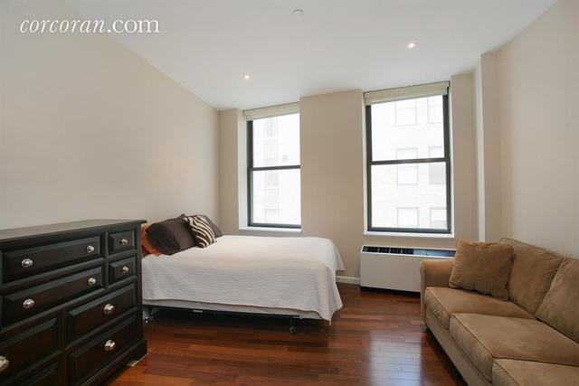 1 Wall Street Court, Unit 1208 Image #1