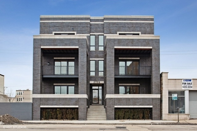 2745 West Lawrence Avenue, Unit 2W Chicago, IL 60625