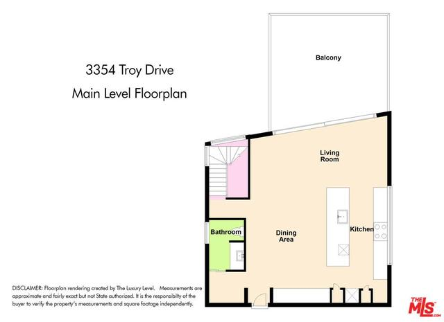 3354 Troy Drive Los Angeles, CA 90068