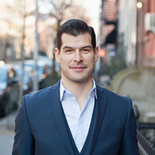 James Fierro, Agent in NYC - Compass
