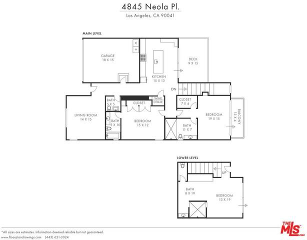 4845 Neola Place Los Angeles, CA 90041