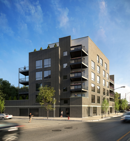 1157 West Erie Street, Unit 2W Chicago, IL 60642