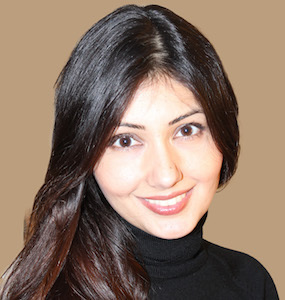 Feriha Kazmi