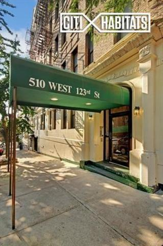 510 West 123rd Street, Unit 33 Image #1