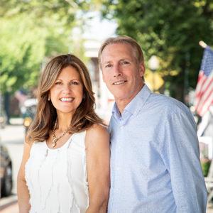 James & Elaine Saladino,                       Agent in The Hamptons - Compass