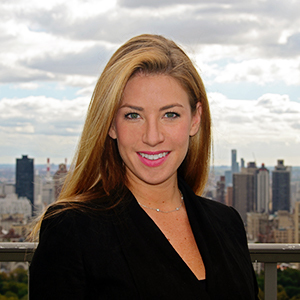 Kimberlee Knecht,                     Agent in NYC - Compass