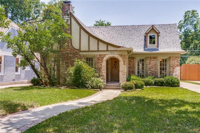 5818 Monticello Avenue Dallas, TX 75206
