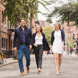 The Schaefers | Rhea Team, Agent Team in NYC - Compass