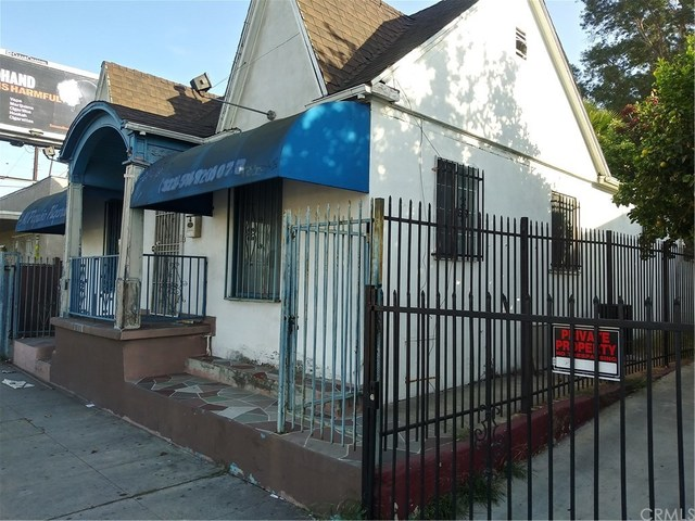 1308 West Florence Avenue Los Angeles, CA 90044