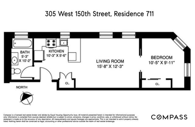 305 West 150th Street West Harlem New York NY 10039
