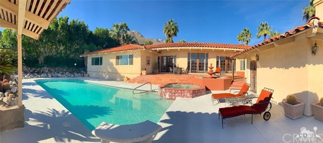 1033 West Chino Canyon Road Palm Springs, CA 92262
