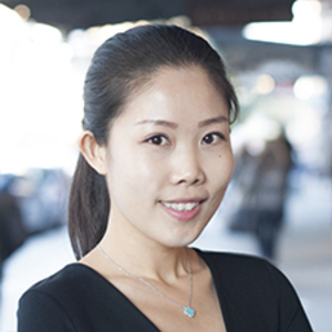 Kelly Wang,                     Agent in NYC - Compass