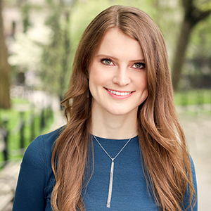 Anna Gula,                       Agent in NYC - Compass