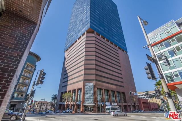 1100 Wilshire Boulevard, Unit 2905 Los Angeles, CA 90017