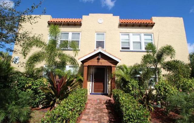815 Upland Road, Unit 3 West Palm Beach, FL 33401