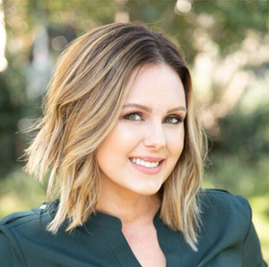 Sarah Dronge,                       Agent in Los Angeles - Compass