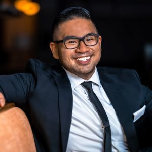 Headshot of Pee Jay Santos