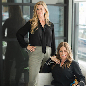 Kim and Kristine Halverson, Agent Team in Los Angeles - Compass