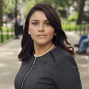 Isabel Guevara,                       Agent in NYC - Compass