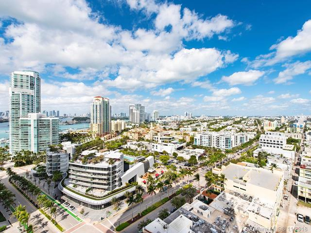 300 South Pointe Drive, Unit 2005 Miami Beach, FL 33139