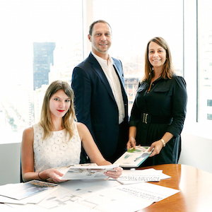 Meyers & Venn Team,                     Agent in NYC - Compass