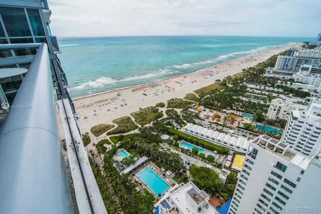 101 20th Street, Unit 3804 Miami Beach, FL 33139