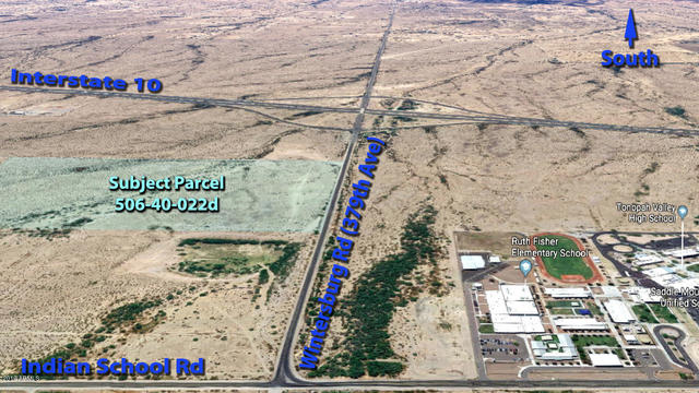 33-xx North Wintersburg Road Tonopah, AZ 85354