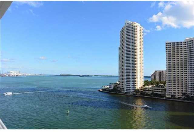 335 South Biscayne Boulevard, Unit 1203 Image #1