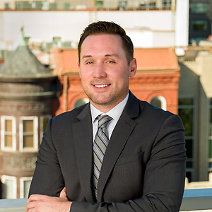 Cameron Crossman,                     Agent in DC - Compass