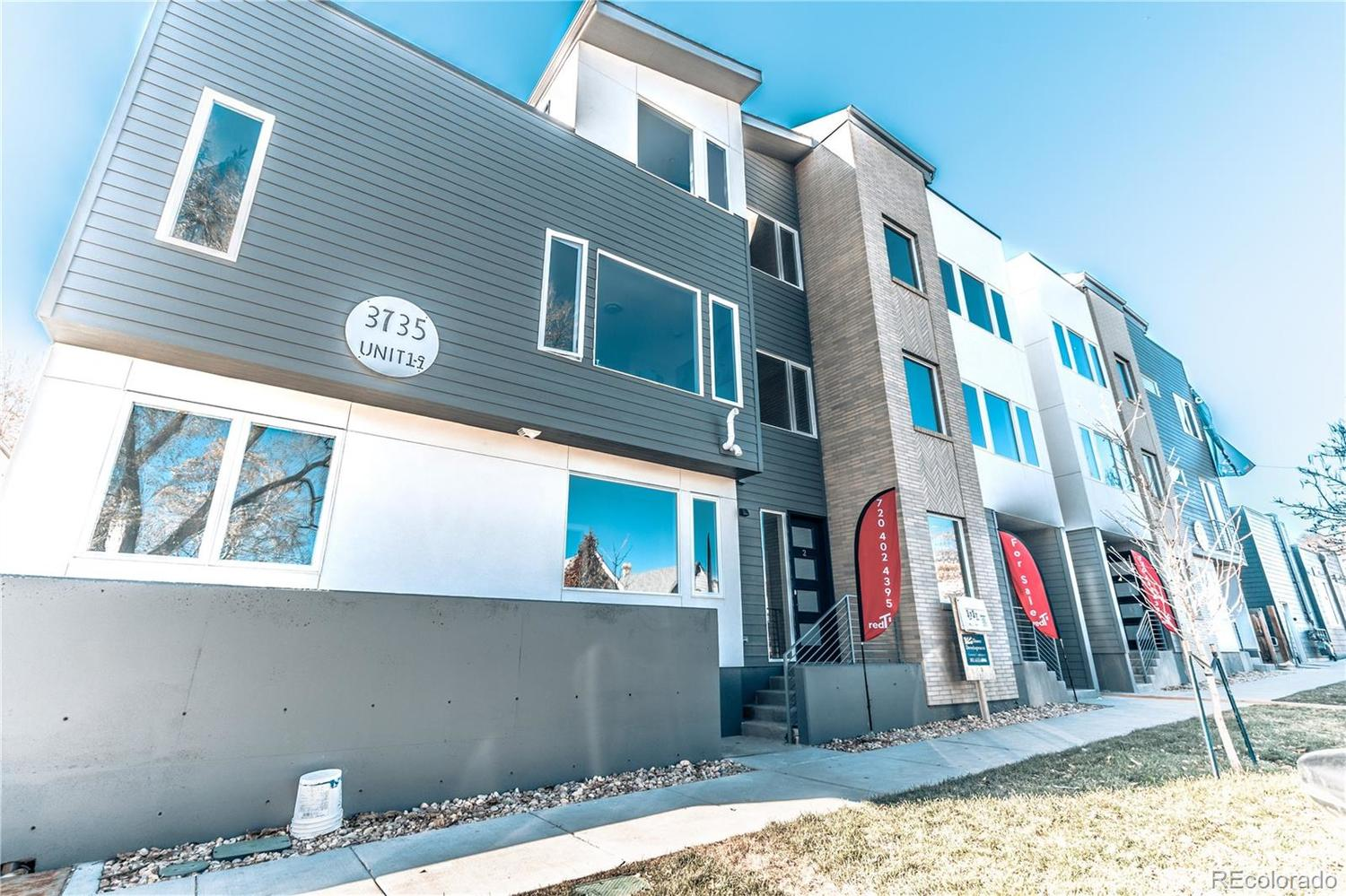3735 Kalamath Street, Unit 3 Denver, CO 80211