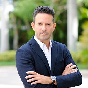 Alex Bordes, Agent in Miami - Compass