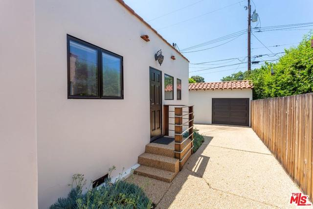 533 North Sweetzer Avenue West Hollywood, CA 90048