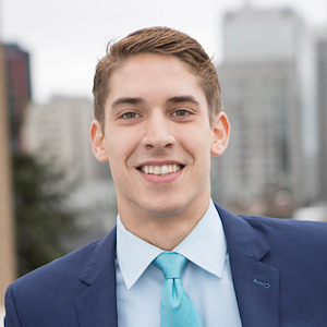 Tyler Parker,                     Agent in Seattle - Compass