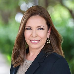 Gina Montalvo,                       Agent in Miami - Compass
