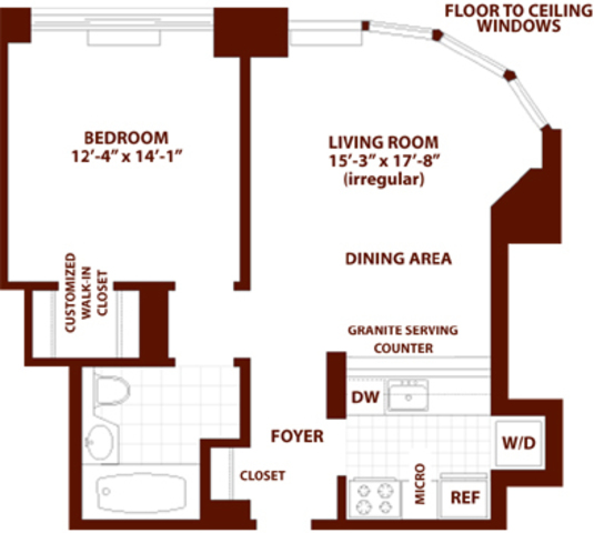 400 East 84th Street, Unit 15D Image #1