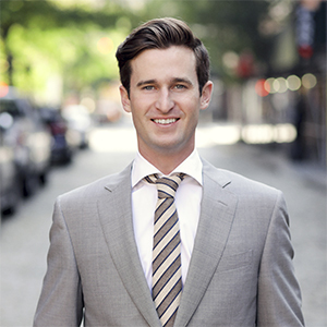 Christian Holt, Agent in NYC - Compass
