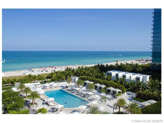 2301 Collins Avenue, Unit 803 Miami Beach, FL 33139