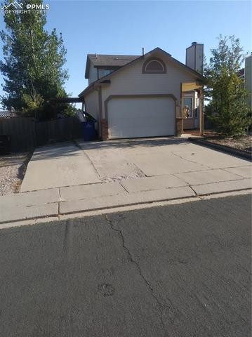 4455 Archwood Drive Colorado Springs, CO 80920
