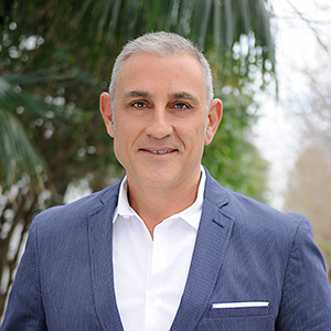Laurent Bourgade,                     Agent in Miami - Compass
