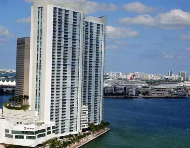 325 South Biscayne Boulevard, Unit 2321 Image #1
